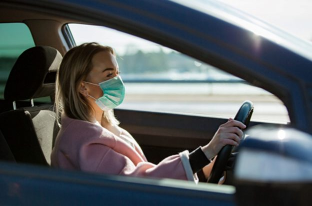 Driving during a Pandemic